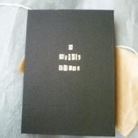 'A Magpie Rhyme' , a hand made book