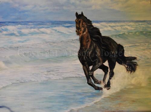 Deannas Horse, 2011