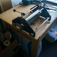New mini printing press!