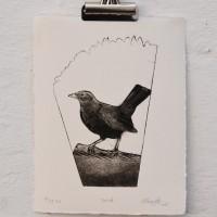 Recycled printmaking.